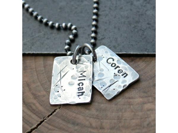men's personalized jewelry