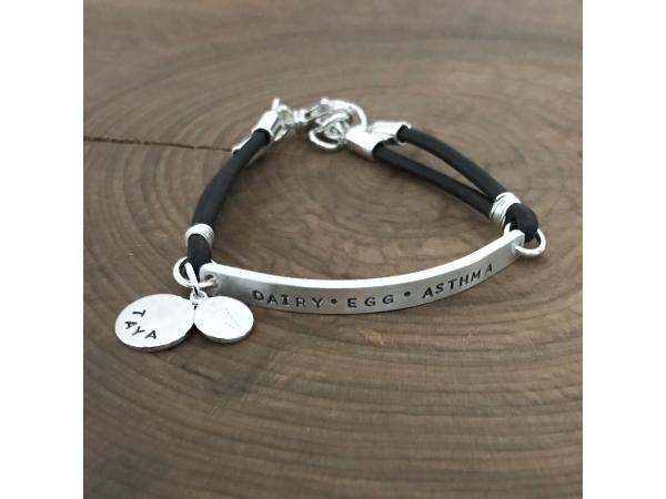 custom medical alert bracelet