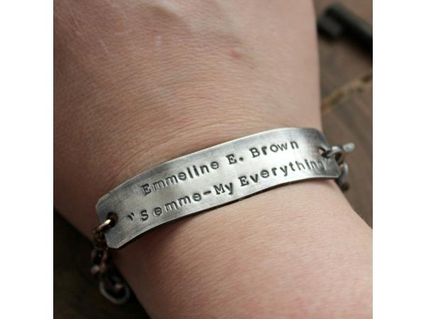 Boyfriend jewelry