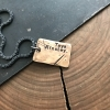 rugged dog tag necklace