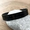 personalized men's cuff