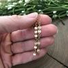 dainty gold fill earrings