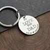 custom keychain for dad