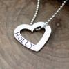 personalized woman's jewelry