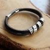 personalized men's bracelet
