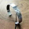custom rustic cuff