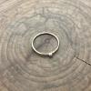skinny engagement ring