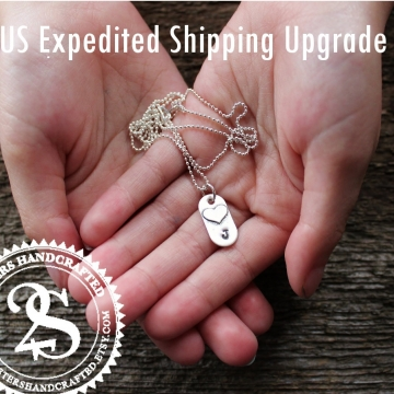 US expedited shipping upgrade