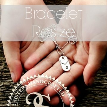 Re-Size an existing Bracelet or Order A New Band